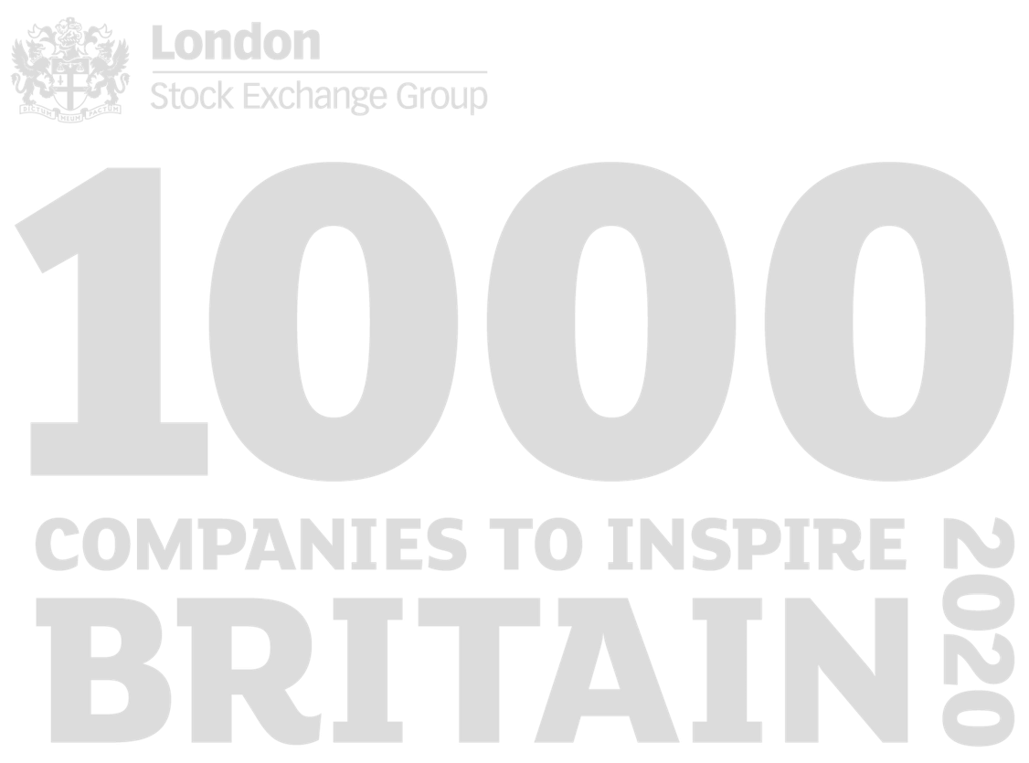 1000 Companies to Inspire Britain 2021